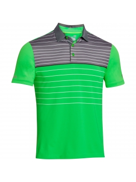 Under Armour Hammer Stripe Polo Heren