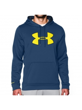 Under Armour Big Logo Hoodie Heren