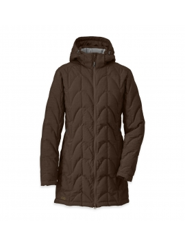 Outdoor Research Aria Storm Parka Donsjas Dames