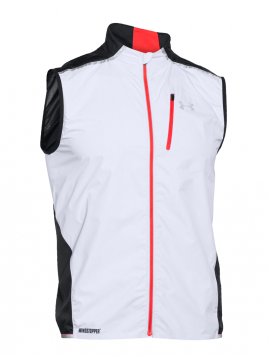 UA Storm Windstopper Run Vest