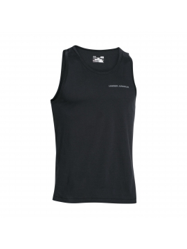 UA Charged Cotton Tank Heren