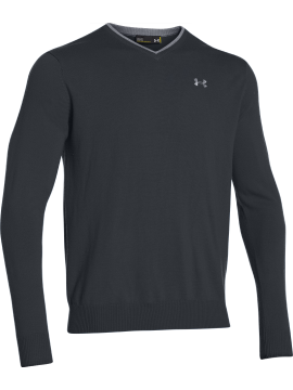 Under Armour Merino V-neck Heren