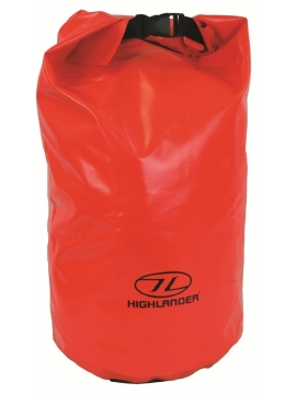 Highlander Tri Laminate Dry Bag Orange 29L