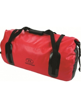 Highlander Mallaig Duffle Dry Bag Red 35L