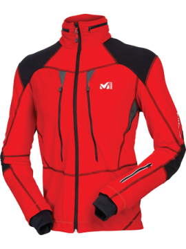 Millet Softshell Heren